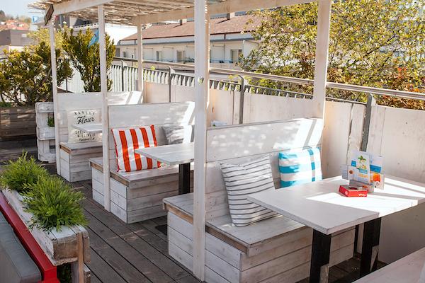 Mauritius Sky The Beach Restaurant